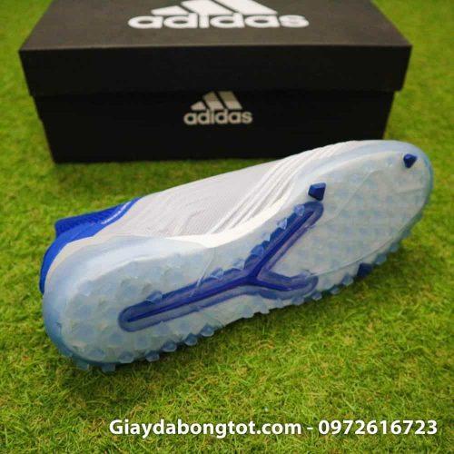 Thiết kế đinh dăm TF cực kỳ bám sân cỏ giày Adidas Predator 19+
