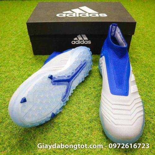 Giày đá bóng Adidas Predator 19+ không dây đinh dăm TF với thiết kế khỏe mạnh