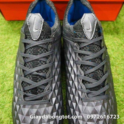 Giay da bong Nike Tiempo Legend 8 FG mau den da mem (7)