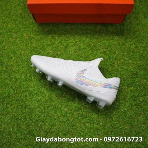 Form giày đá bóng Nike Tiempo Legend 8 cực kỳ đẹp mắt với các chi tiết tinh xảo