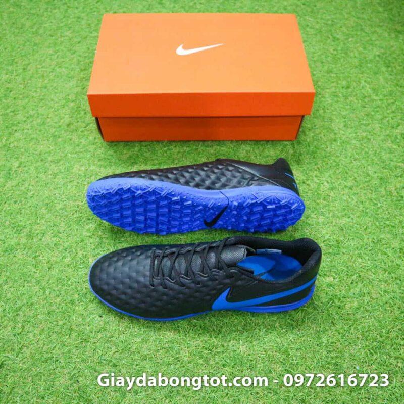 Giay da bong chan be Nike Tiempo 8 Academy TF den (1)