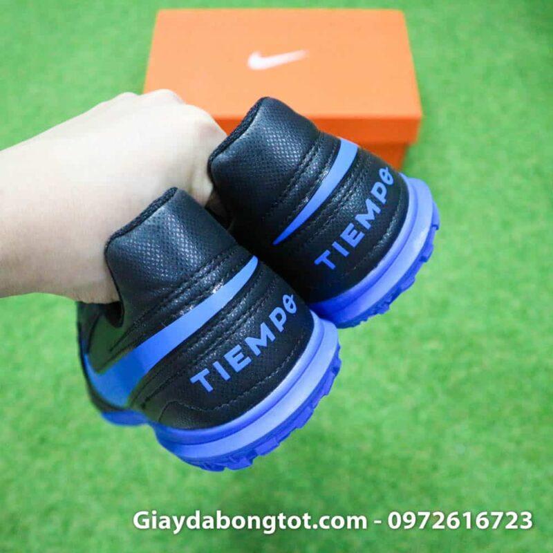 Giay da bong chan be Nike Tiempo 8 Academy TF den (10)