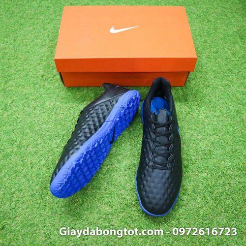 Giay da bong chan be Nike Tiempo 8 Academy TF den (3)