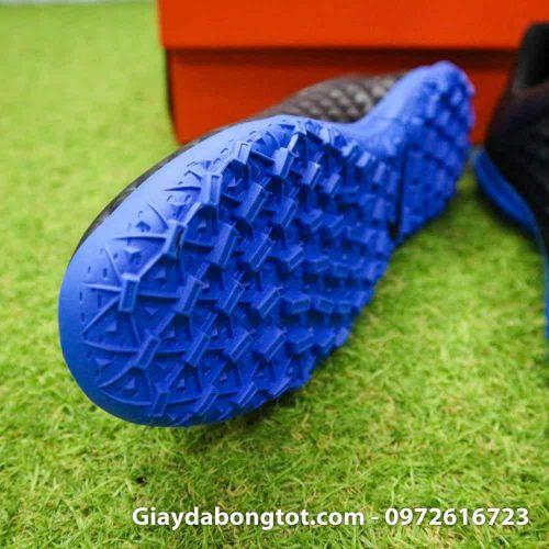 Giay da bong chan be Nike Tiempo 8 Academy TF den (4)