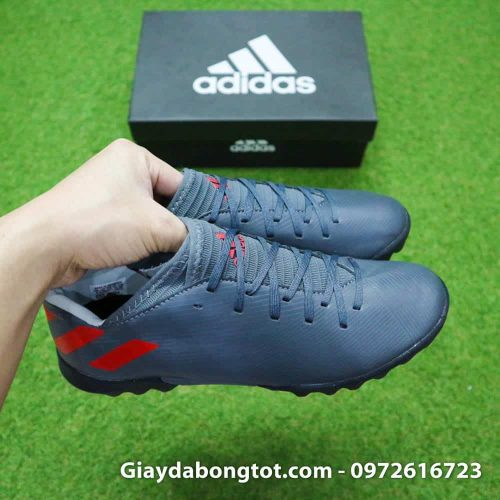 Giày bóng đá Adidas Nemeziz 19.3 TF hỗ trợ di chuyển rê dắt bóng hiệu quả hơn