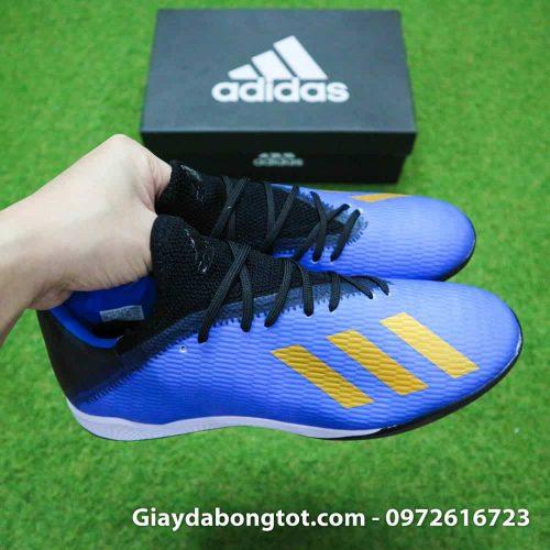 Giày sân cỏ nhân tạo Adidas X19.3 TF với thiết kế form giày thon gọn đẹp mắt