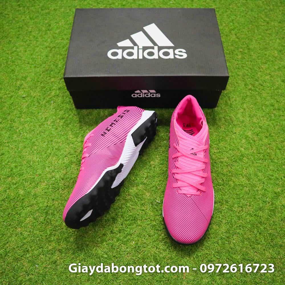 Giày sân cỏ nhân tạo Adidas Nemeziz 19.3 TF với form giày thoải mái và da mềm êm ái