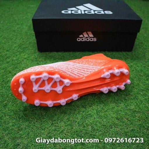 Giày đinh AG Adidas Predator 19.1 hỗ trwoj bám sân tốt trên sân cỏ nhân tạo