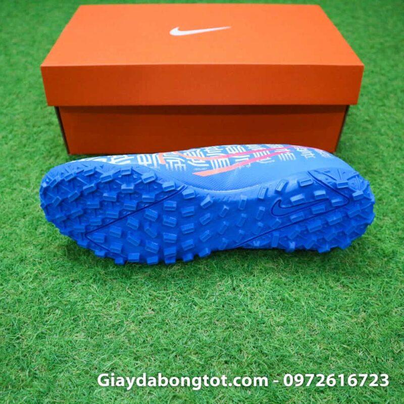 Giay da bong CR7 Nike Mercurial Vapor 13 Shuai mau xanh duong 2019 (4)