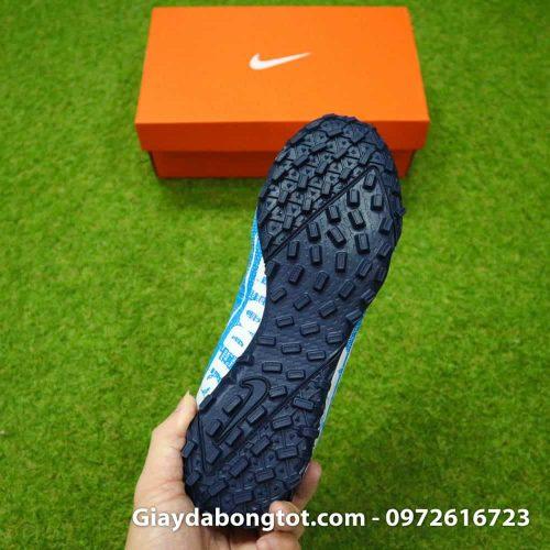 Giay da bong Nike Mercurial Superfly 7 Academy TF xanh duong 2019 (1)