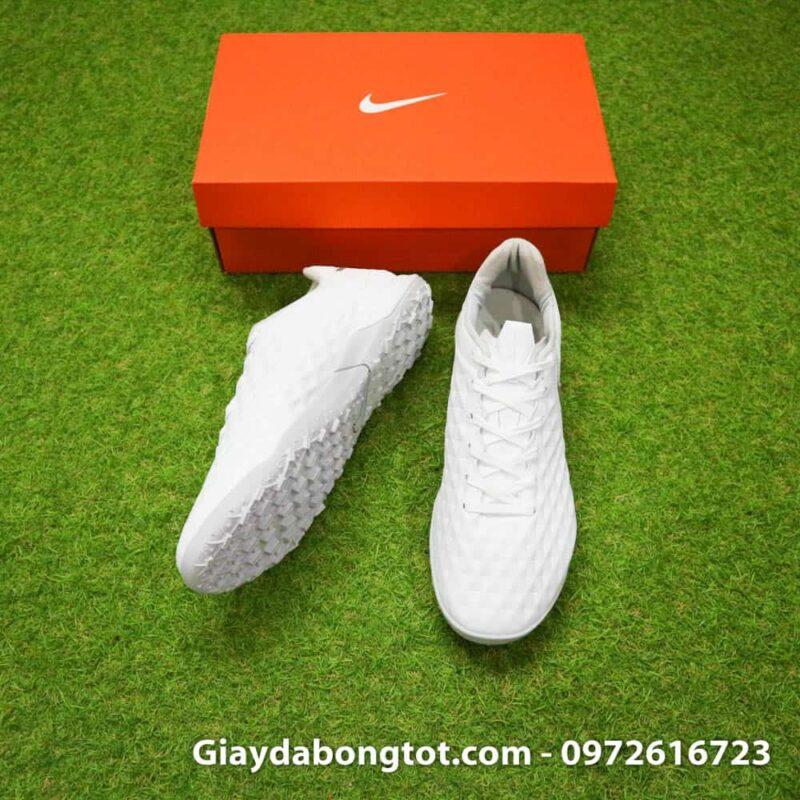 Giày sân cỏ nhân tạo Nike Tiempo X 8 Pro TF với thiết kế đế xốp êm chân và đinh giày bám sân