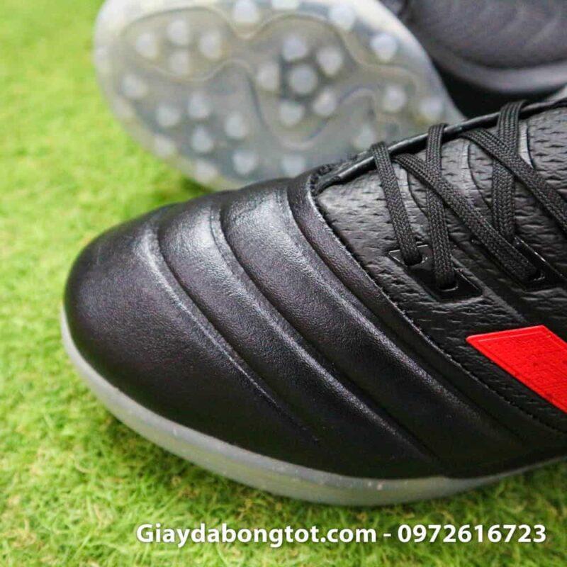 Giày Adidas Copa 19.1 TF được làm bằng da mềm có chất lượng tốt