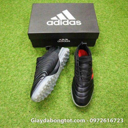 Giày đá bóng Adidas Copa 19.1 TF với form giày thoải mái chắc chắn