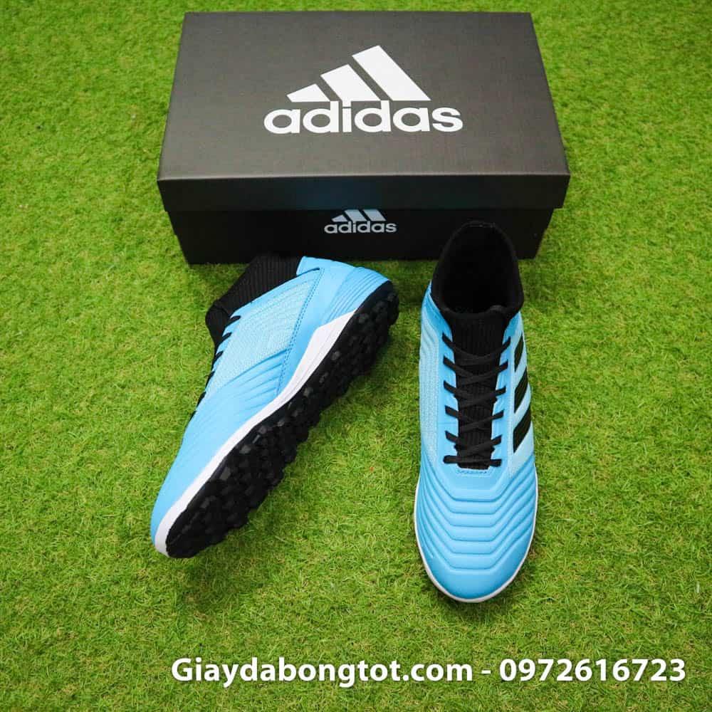 Giày bóng đá Adidas Predator 19.3 TF với form giày thoải mái chắc chắn