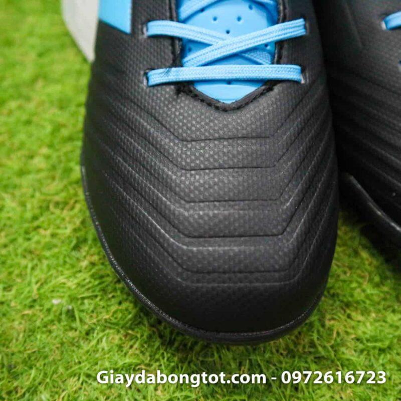 Giay bong da Adidas Predator 19.4 TF den vach xanh (6)