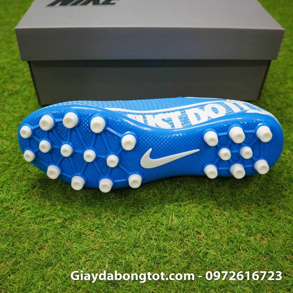 Các đinh tán AG được thiết kế đặc biệt hỗ trợ bám sân tốt trên mặt sân cỏ nhân tạo