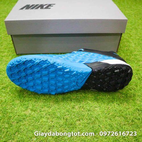 Thiết kế đinh dăm TF cực kỳ bám sân của phiên bản sân cỏ nhân tạo Nike Tiempo