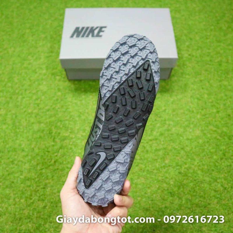 Đế giày đinh dăm TF của Vapor 13 PRO hỗ trợ bám sân cực tốt trên sân cỏ nhân tạo