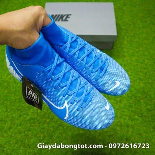 Trải nghiệm giày đá bóng Nike cổ cao giá rẻ và cực kỳ đẹp mắt, chất lượng
