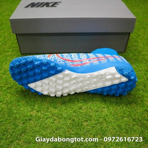 Giay da bong Nike Mercurial Superfly 7 Academy CR7 TF xanh duong Shuai (4)