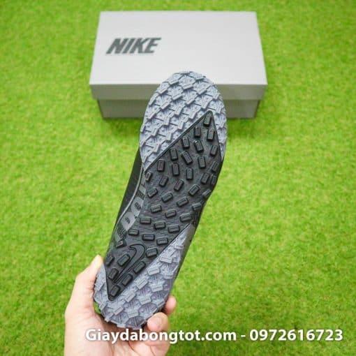 Giay da bong Nike cao co Mercurial Superfly 7 Academy TF den (1)