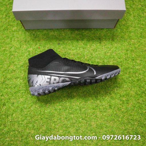Giày đá bóng Nike cao cổ Superfly 7 Academy TF đời mới có form giày thon gọn đẹp mắt