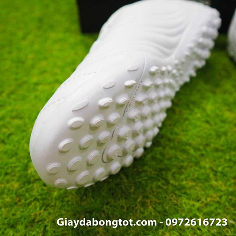Giay da bong chan be Adidas Copa 19.4 TF trang vach vang 2019 sieu nhe (6)