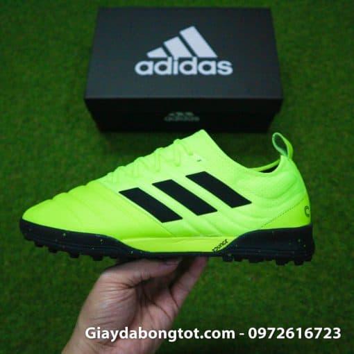 Adidas Copa 19.1 TF với thiết kế đế êm ái bằng chất liệu hạt boost mềm nhẹ