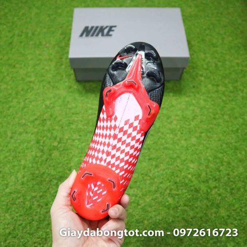Giay bong da Nike Vapor 360 Neymar FG Elite trang den do (1)