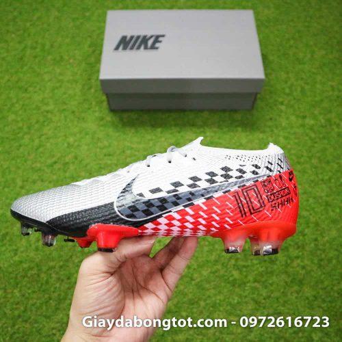 Giay bong da Nike Vapor 360 Neymar FG Elite trang den do (14)