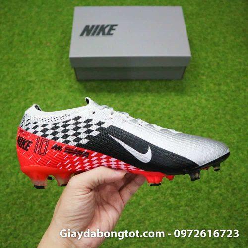 Giay bong da Nike Vapor 360 Neymar FG Elite trang den do (15)