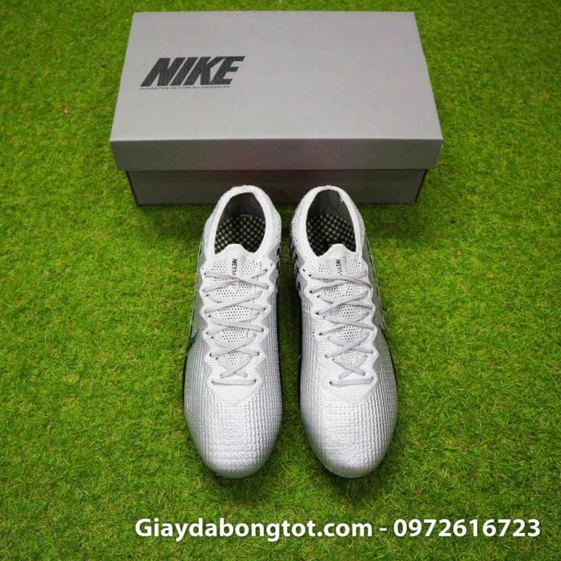 Giay bong da Nike Vapor 360 Neymar FG Elite trang den do (8)