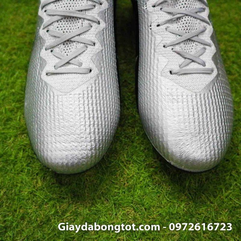 Giay bong da Nike Vapor 360 Neymar FG Elite trang den do (9)