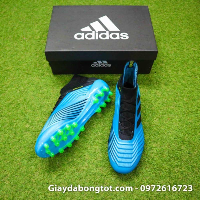 Form giày Adidas Predator 19.1 AG rất thoải mái và đẹp mắt