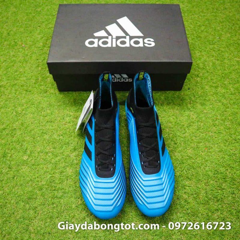 Phiên bản Adidas Predator 19.1 AG được thiết kế giống với giày thi đấu của các cầu thủ chuyên nghiệp
