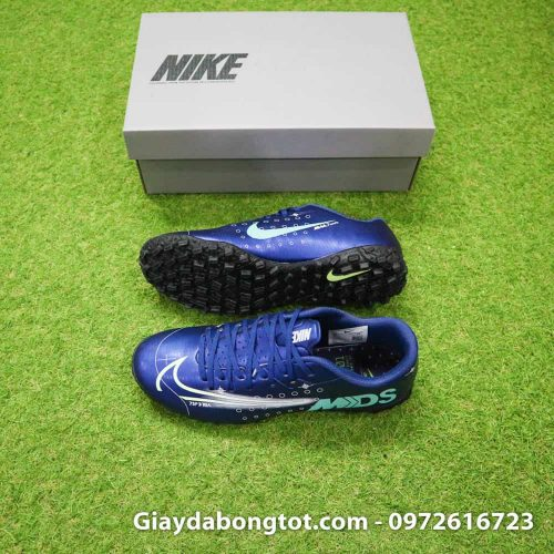 Giay da banh Nike Mercurial Vapor 13 TF Dream Speed CR7 tim than (1)