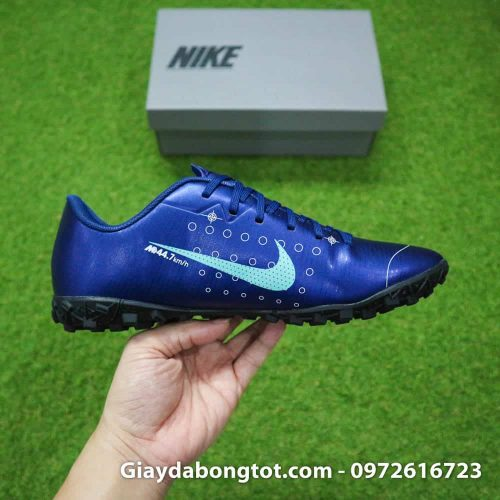 Giay da banh Nike Mercurial Vapor 13 TF Dream Speed CR7 tim than (11)