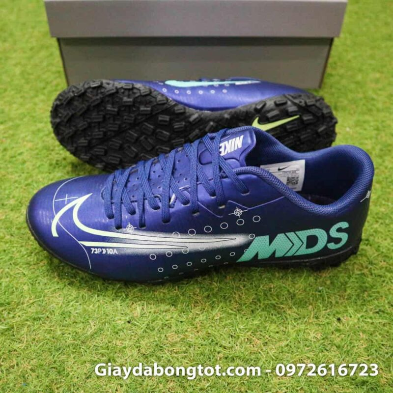 Giay da banh Nike Mercurial Vapor 13 TF Dream Speed CR7 tim than (2)