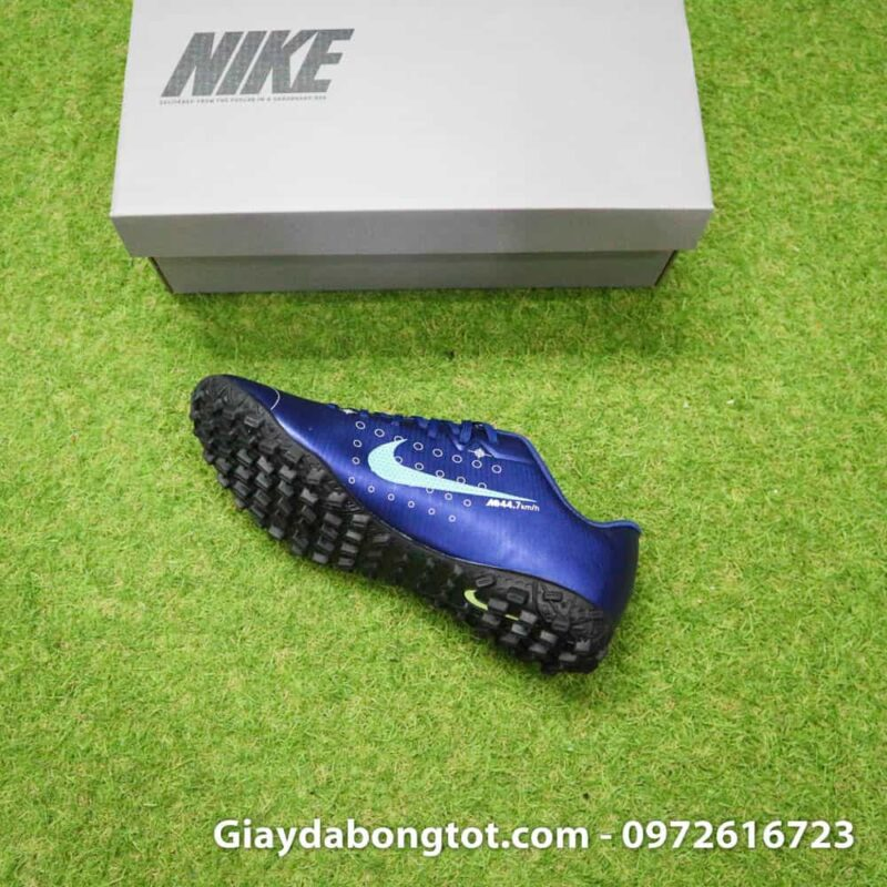 Giay da banh Nike Mercurial Vapor 13 TF Dream Speed CR7 tim than (7)