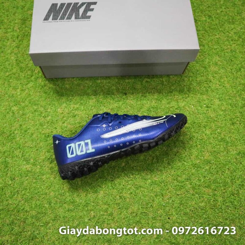 Giay da banh Nike Mercurial Vapor 13 TF Dream Speed CR7 tim than (8)