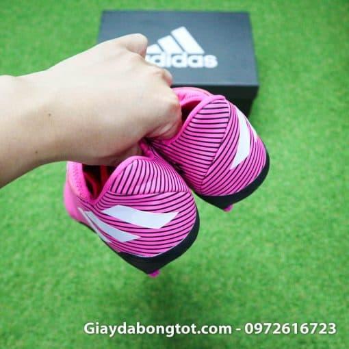 Giay da banh mau hong Adidas Nemeziz 19.3 FG moi 2019 (10)