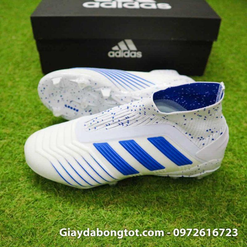 Form giày đá bóng Adidas trẻ em đinh cao cực kỳ thon gọn và đẹp mắt
