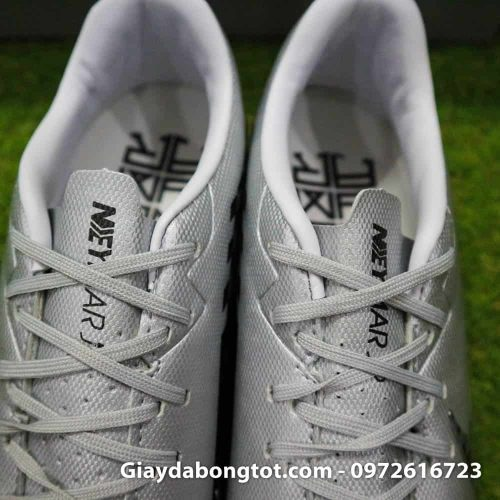 Giay da bong Neymar chan be Nike Mercurial Vapor 13 FG xam do (1)