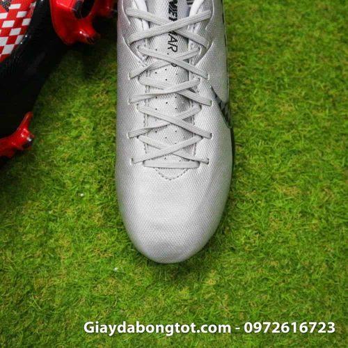 Giay da bong Neymar chan be Nike Mercurial Vapor 13 FG xam do (7)