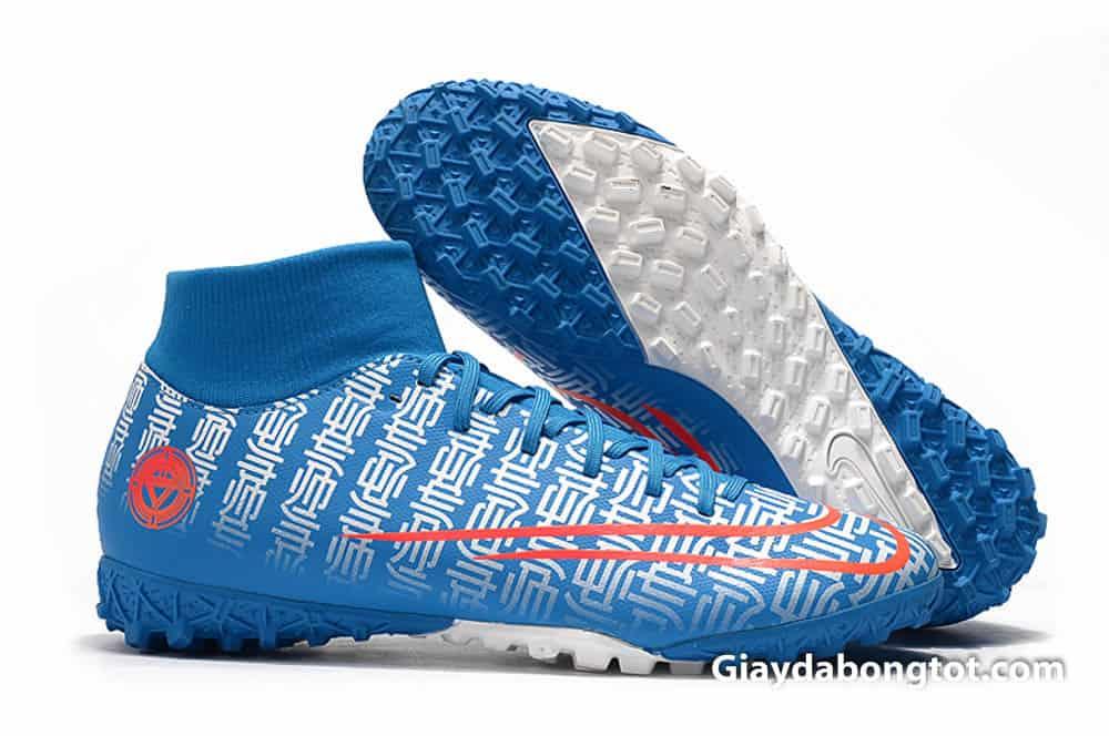 Các mẫu giày đá banh Nike cao cổ Superfly 7 năm 2019 có form giày thon gọn đẹp mắt