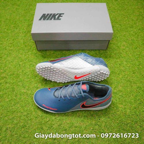 Giay da bong Nike Phantom VSN Academy TF xam Victory Pack (1)