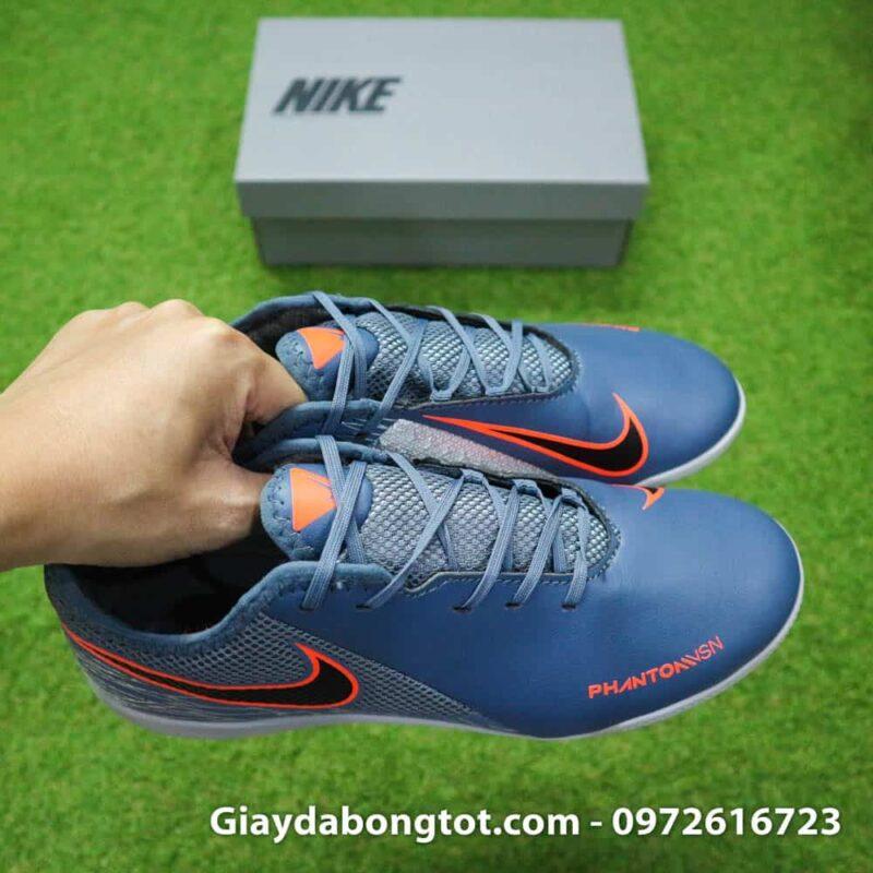 Giay da bong Nike Phantom VSN Academy TF xam Victory Pack (10)