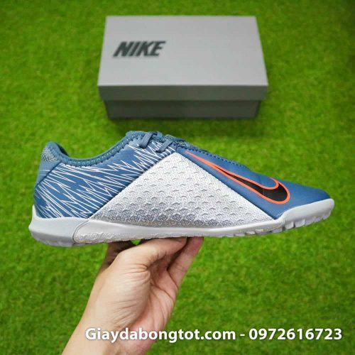 Giay da bong Nike Phantom VSN Academy TF xam Victory Pack (13)