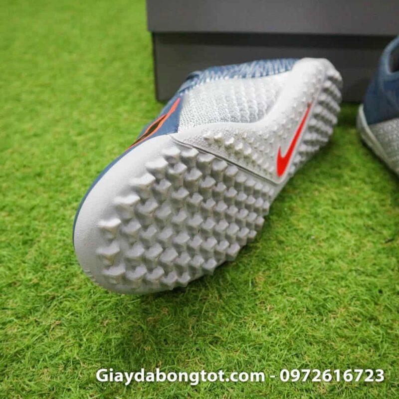 Giay da bong Nike Phantom VSN Academy TF xam Victory Pack (5)