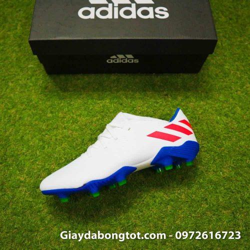 Giày Nemeziz 19.3 FG được thiết kế giống với giày thi đấu của Messi